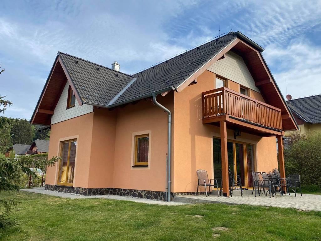 Atostogoms nuomojami namai Ferienhaus mit finnischer Sauna CHT, Lipno nad Vltavou, Lipno Stausee Lipno Stausee Čekija