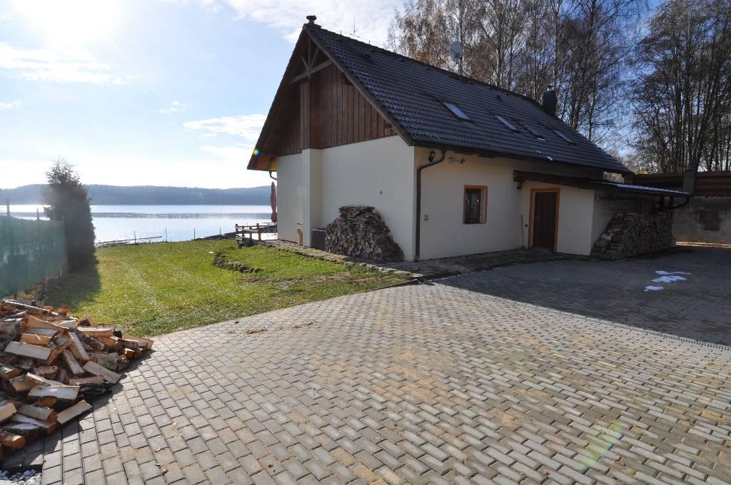prázdninový dom LIPNO 032 - nur 30 m vom Wasser, Horní Planá, Lipno Stausee Lipno Stausee Česko
