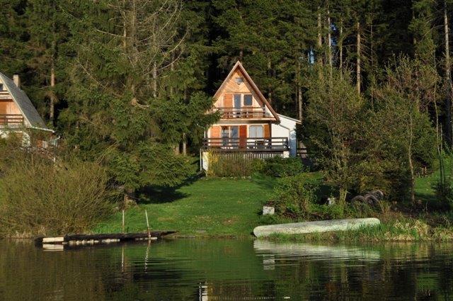 Maison de vacances LIPNO 062 - nur 30 m vom Wasser, Vřesná, Lipno Stausee Lipno Stausee République tchèque
