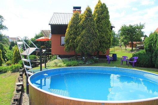 ferienhaus in radikov prerov mit pool hund erlaubt. Black Bedroom Furniture Sets. Home Design Ideas