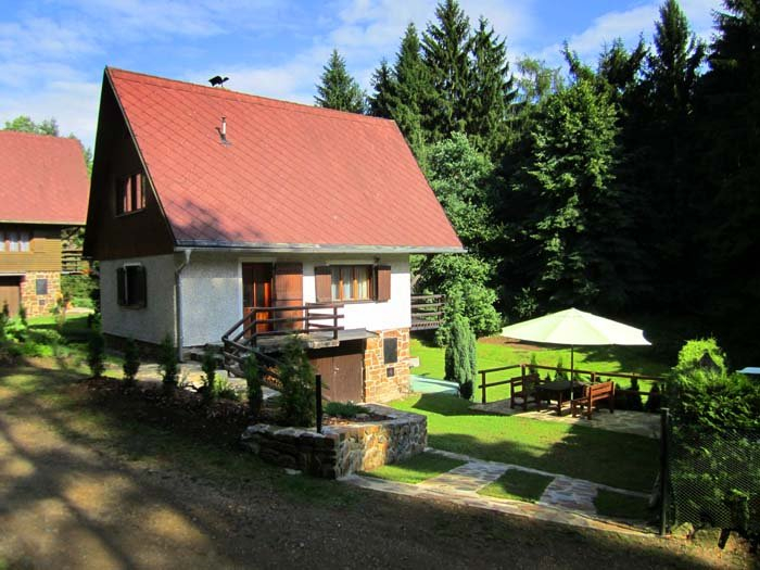 Casa di vacanze Chrast mit Motorboot, Orlik, Orlik Stausee Orlik Stausee Repubblica Ceca