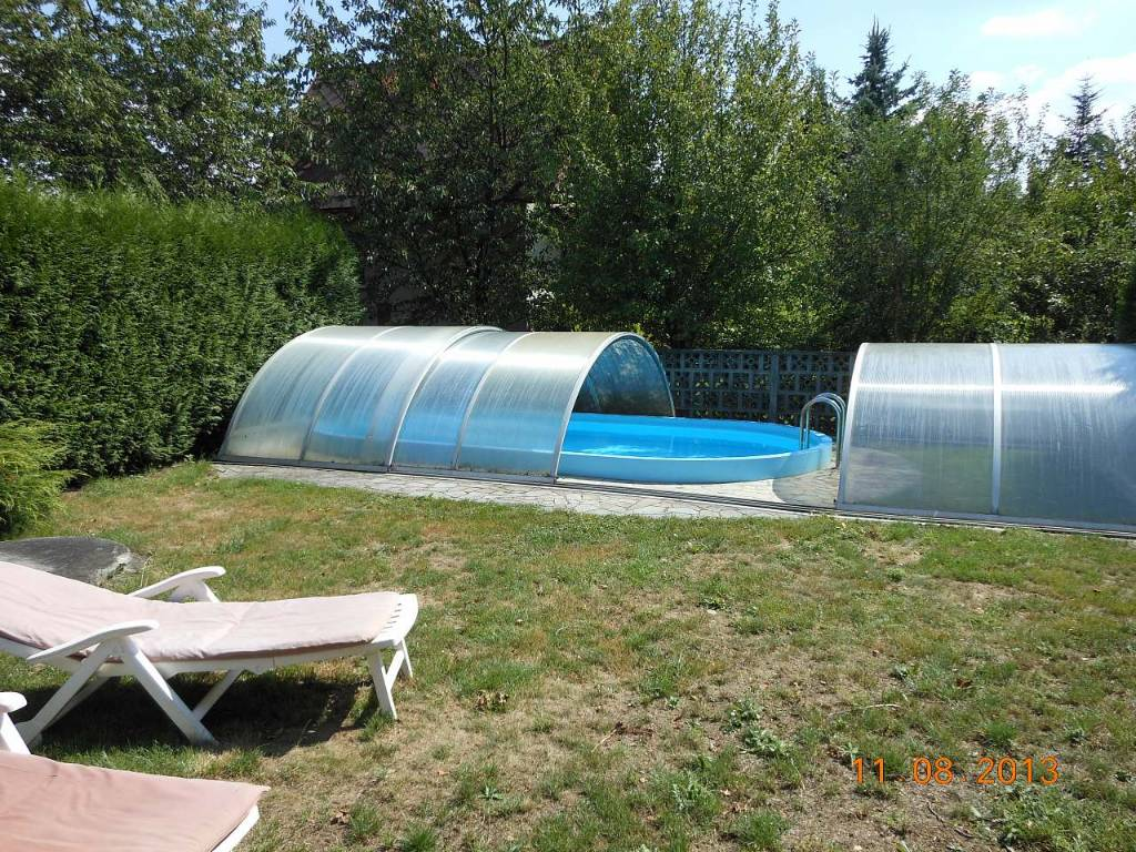 Maison de vacances Na Výsluní mit Pool, Plzeň, Plzen-jih Pilsen République tchèque