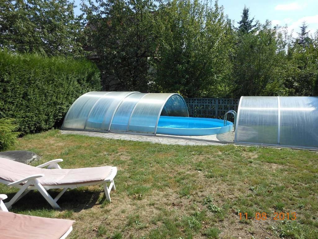 Atostogoms nuomojami namai Na Výsluní mit Pool, Plzeň, Plzen-jih Pilsen Čekija