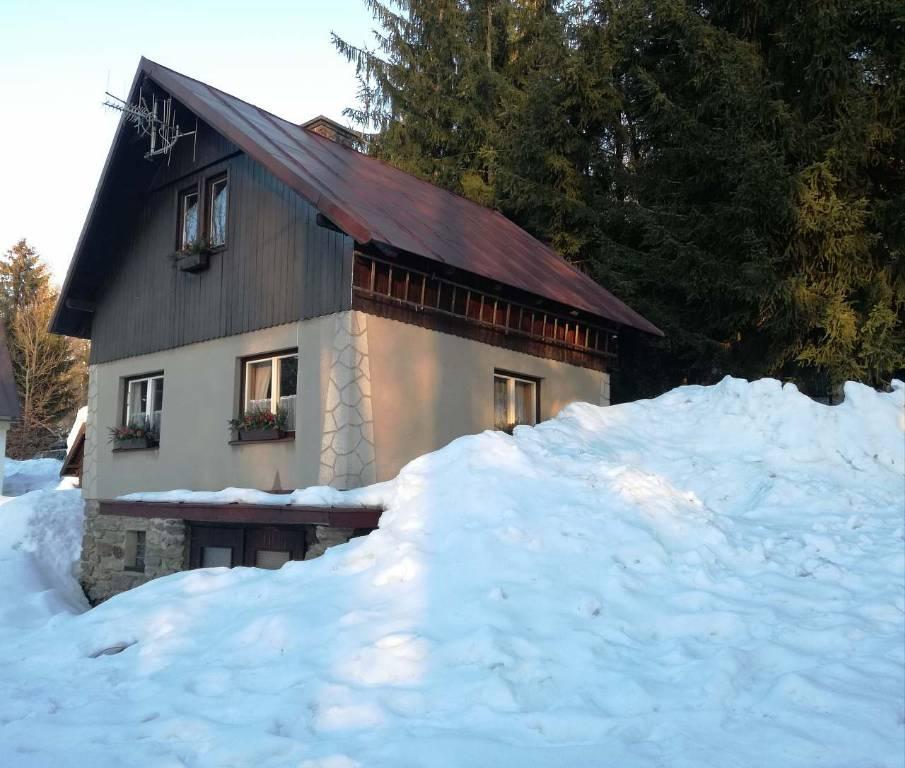 Atostogoms nuomojami namai Benecko, Benecko, Riesengebirge Riesengebirge Čekija