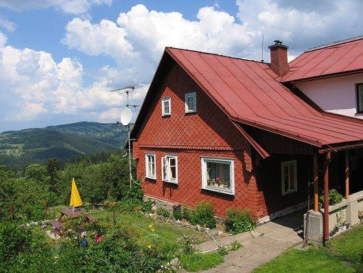 prázdninový dom Benecko, 50m vom Skilift, Benecko, Riesengebirge Riesengebirge Česko