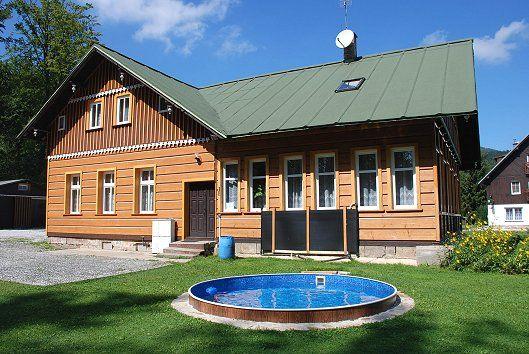 dom letniskowy Janske Lazne TR, Janske Lazne, Riesengebirge Riesengebirge Czechy