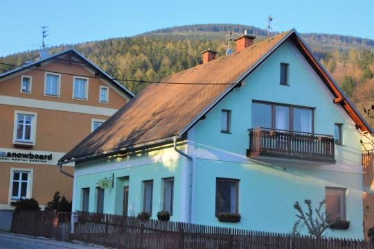 prázdninový dom Cerny Dul im Skiareal, 150m vom Skilift, BK, Cerny Dul, Riesengebirge Riesengebirge Česko