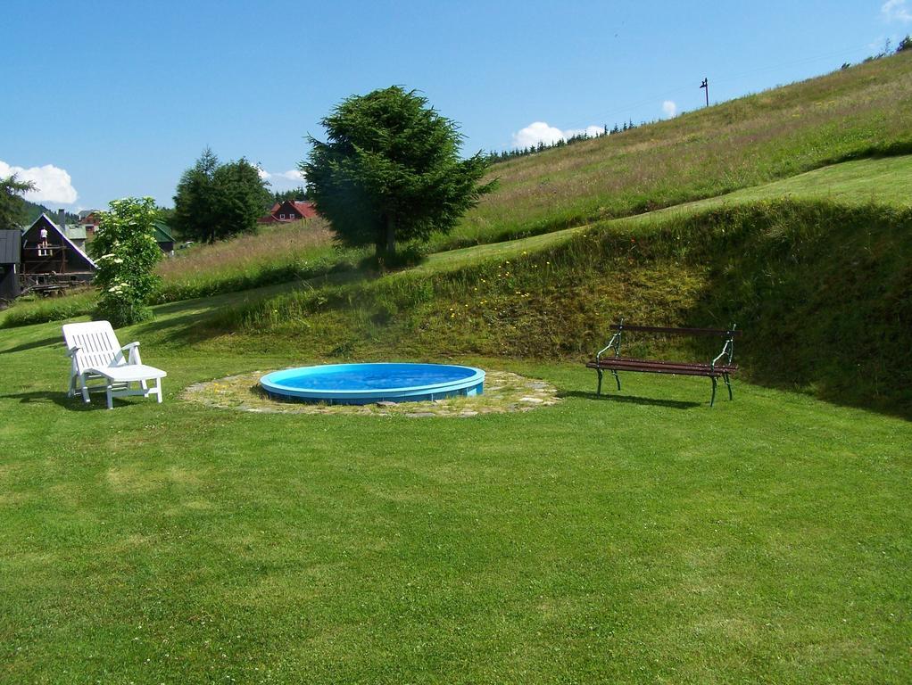 Ferienhaus In Horni Mala Upa, Riesengebirge Mit Pool
