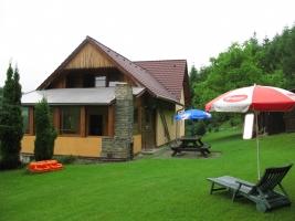 Atostogoms nuomojami namai Slavkov mit Innenpool, Bohdalovice, Cesky Krumlov Südböhmen Čekija