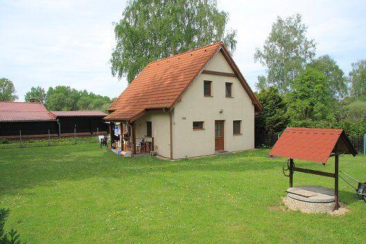 Atostogoms nuomojami namai am Fluss Luznice TR, Vesce, Tabor Südböhmen Čekija