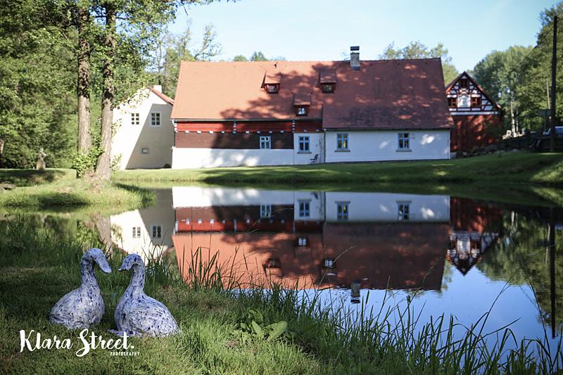 Maison de vacances Statek Salajna, Dolni Zandov, Karlovy Vary Westböhmische Kurorte République tchèque
