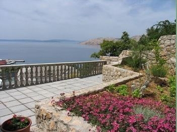 Atostogoms nuomojami butai Haus Srdoc, Stara Baska, Insel Krk Kvarner Bucht Inseln Kroatija