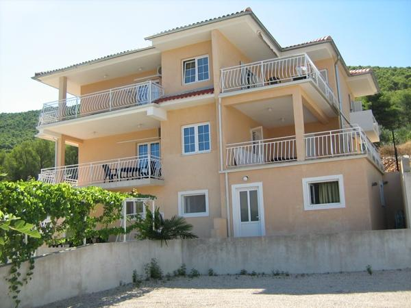 mieszkanie letniskowe Apartmani Grubisic, Sparadici - Grebaštica, Primosten Norddalmatien Chorwacja