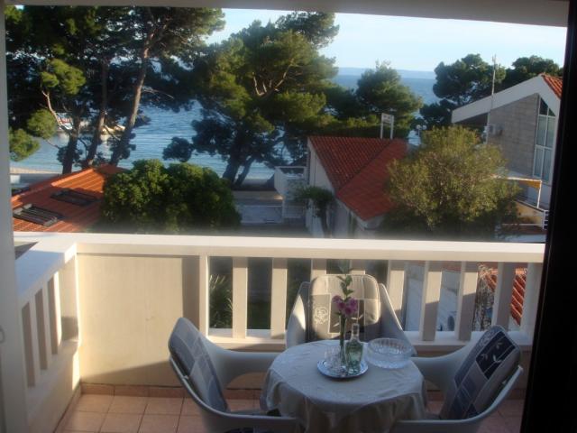 Appartement en location Garni Mila, Brela, Brela Mitteldalmatien Kroatie