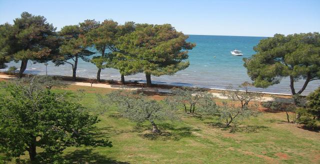 prázdninový  byt N.23 ( 2+2 ) 50 m vom Strand, Fazana, Fazana Istrien Südküste Chorvátsko