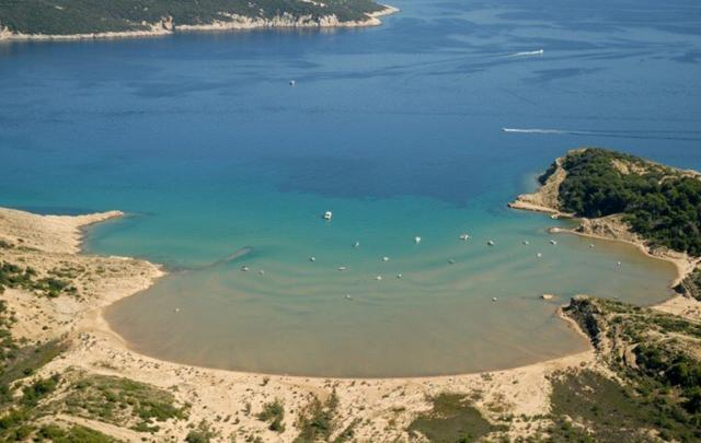 Atostogoms nuomojami butai Leoni, Lopar, Insel Rab Kvarner Bucht Inseln Kroatija