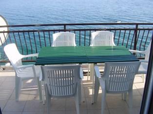 Ferienwohnung Mira in Kroatien Mitteldalmatien Makarska Riviera Brist, Ferienwohnung