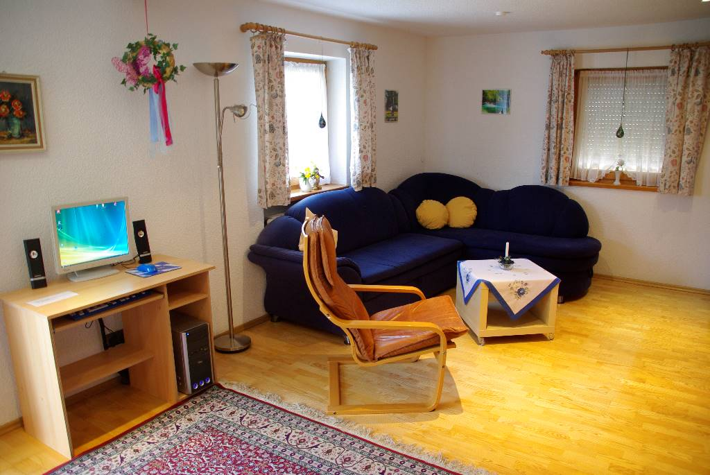 Apartment Holiday In Ruhpolding Chiemgau Whirlpool - Whirlpool im wohnzimmer