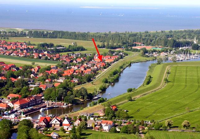 Ferienwohnung in Hooksiel, Nordsee Festland