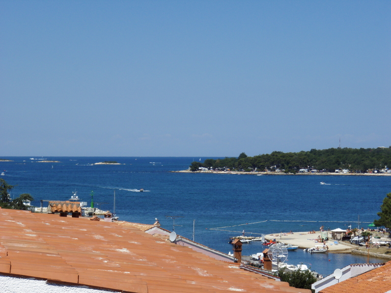 Appartement en location 1 spavaće sobe, wifi, sat tv, klima,terasa, Funtana, Funtana Istrien Nordküste Kroatie