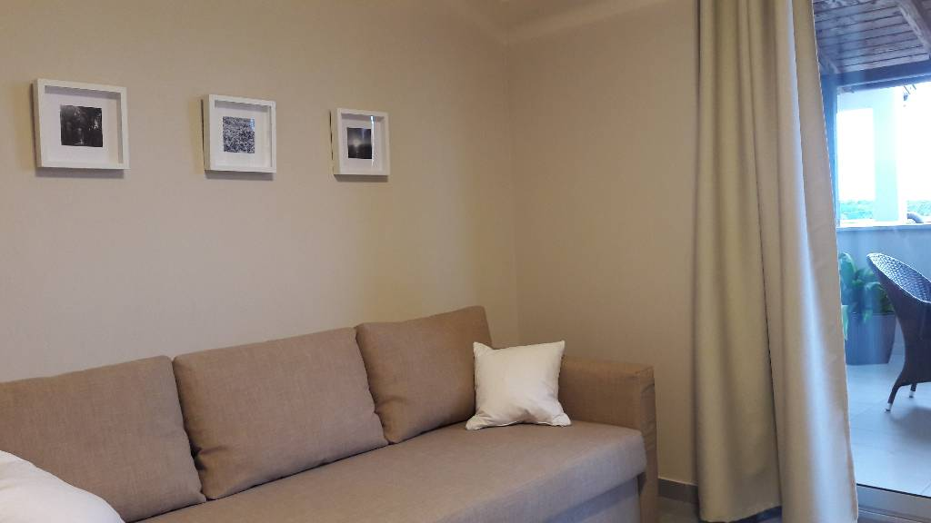 Atostogoms nuomojami butai Neue Wohnung mit Terrasse und Meerblick, Porec, Porec Istrien Nordküste Kroatija