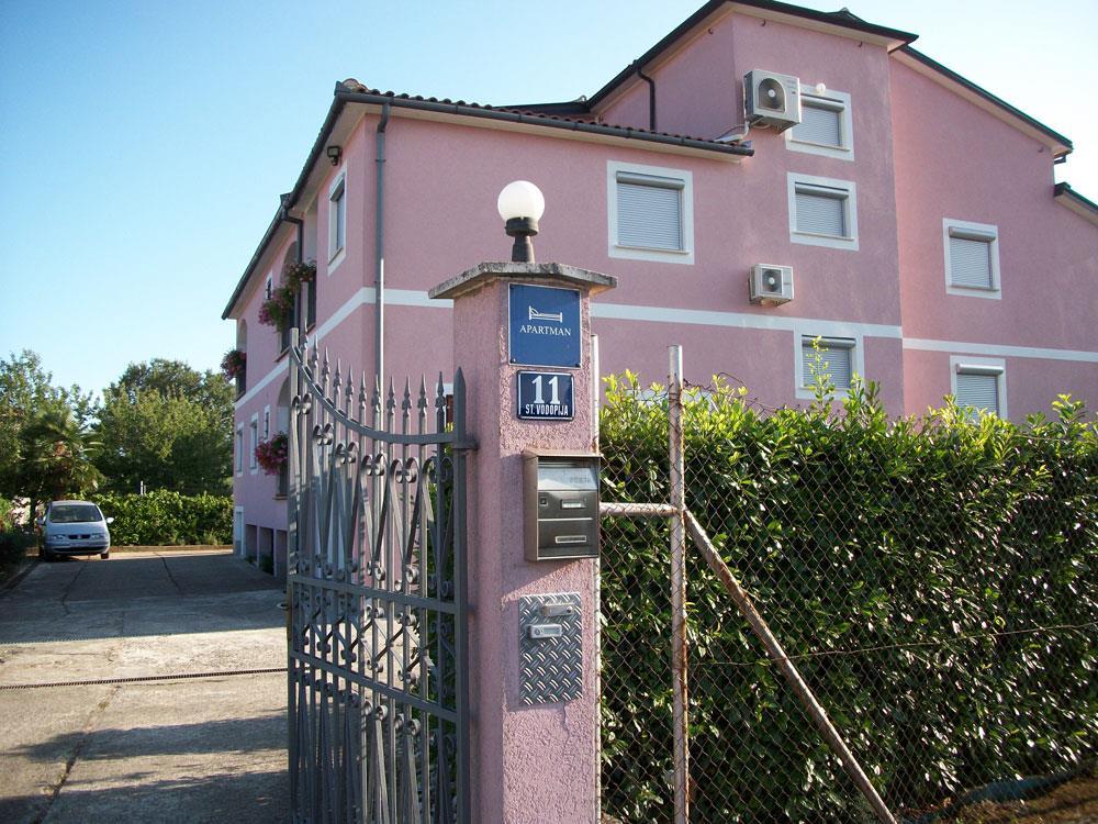 Atostogoms nuomojami butai  Kroatien Porec Ferienwohnungen in Istrien  saubere und gepflegte Wohnungen für Sommerurlaub, Porec, Porec Istrien Nordküste Kroatija