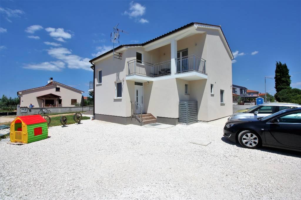 Appartement en location N.41 ( 6+2 ) 700 m vom Strand, Fazana, Fazana Istrien Südküste Kroatie
