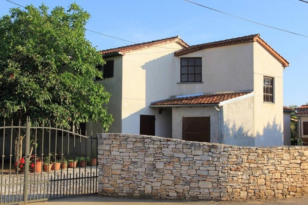 Appartamento di vacanze Ferienwohnungen mit Blick auf die Inseln Brijuni - ideal für Ihren Familienurlaub in Istrien, Vodnjan, Fazana Istrien Südküste Croazia