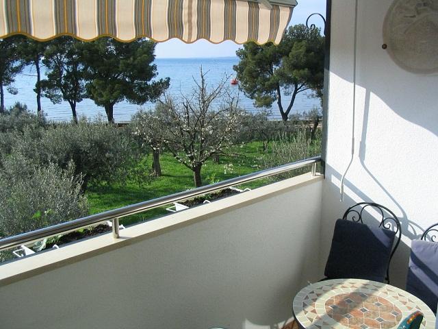 Appartamento di vacanze Meerblick , 50 m vom Strand, Fazana, Fazana Istrien Südküste Croazia