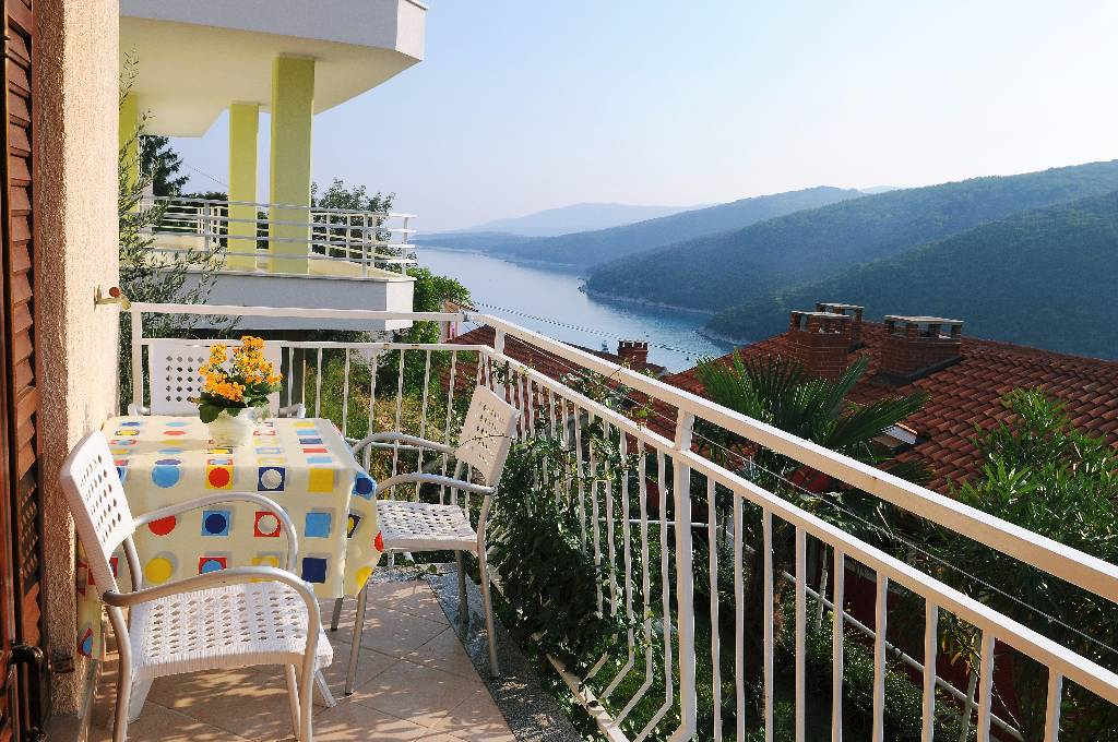 Appartamento di vacanze SUPERIOR ONE BEDROOM APARTMENT, RABAC, Labin Istrien Südküste Croazia