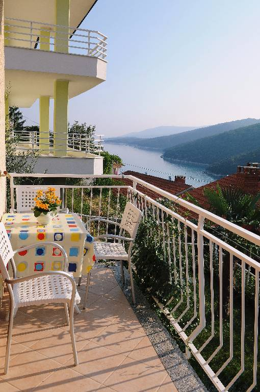 Ferienwohnung SUPERIOR ONE BEDROOM APARTMENT in Rabac, Istrien Südküste Labin Chorvátsko