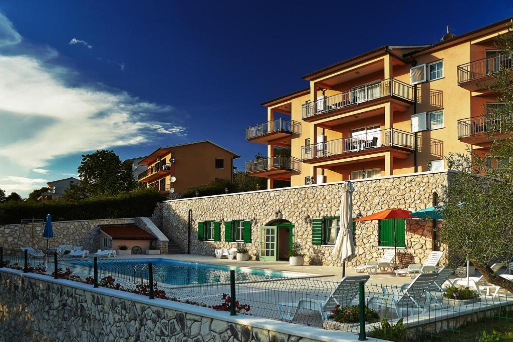 Appartement en location Two-Bedroom Apartment with Balcony Villa Venera, Labin, Labin Istrien Südküste Kroatie