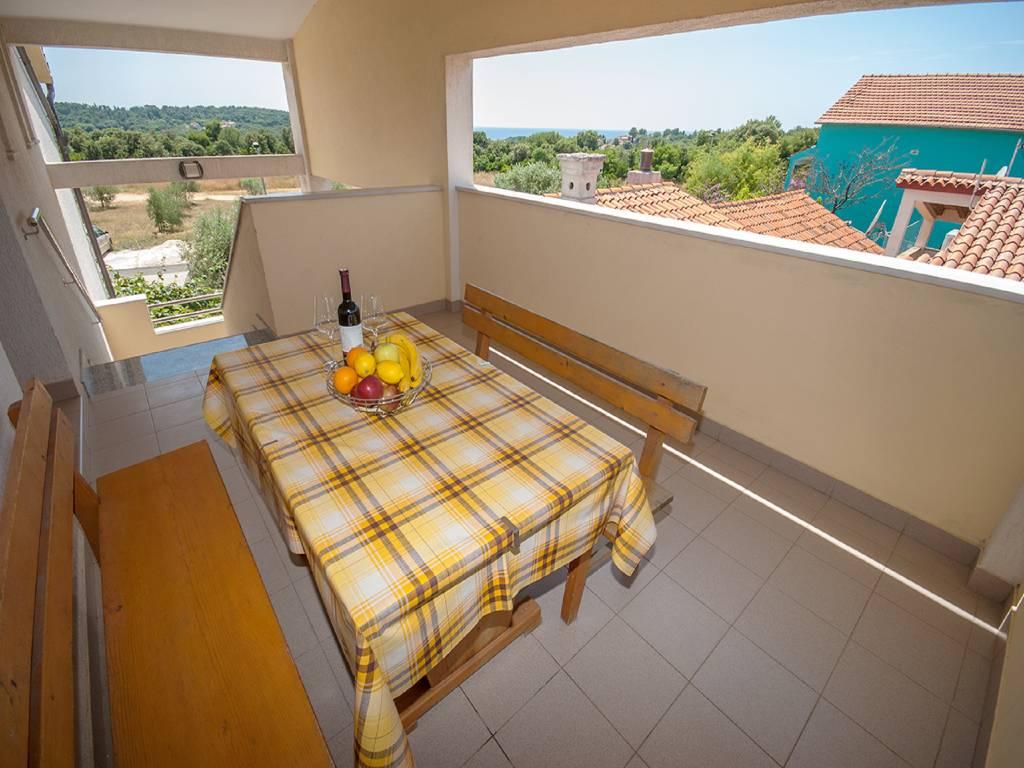 Atostogoms nuomojami butai Apartman C, Banjole, Medulin Istrien Südküste Kroatija