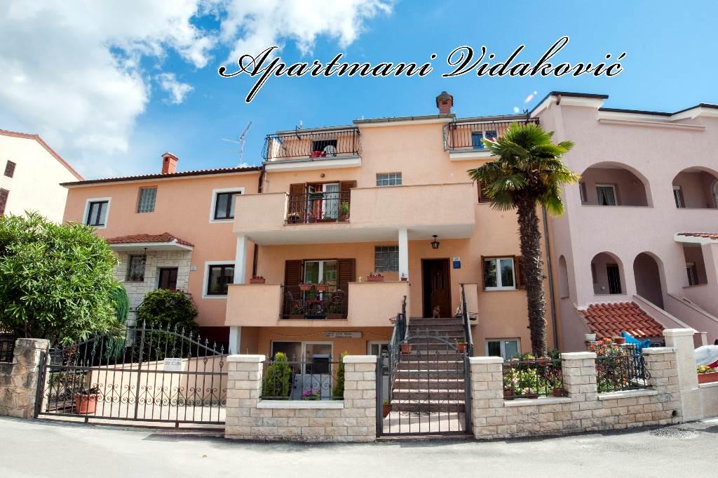 Atostogoms nuomojami butai Apartments Vidaković , Rovinj, Rovinj Istrien Südküste Kroatija