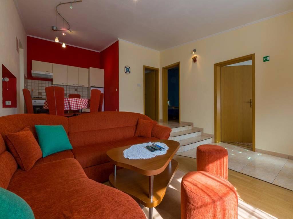 Appartement en location Der Strand, der nur 250m , Klimaanlage,parking,Internet (WLAN), Nutzung kostenloss, Crikvenica, Crikvenica Kvarner Bucht Festland Kroatie