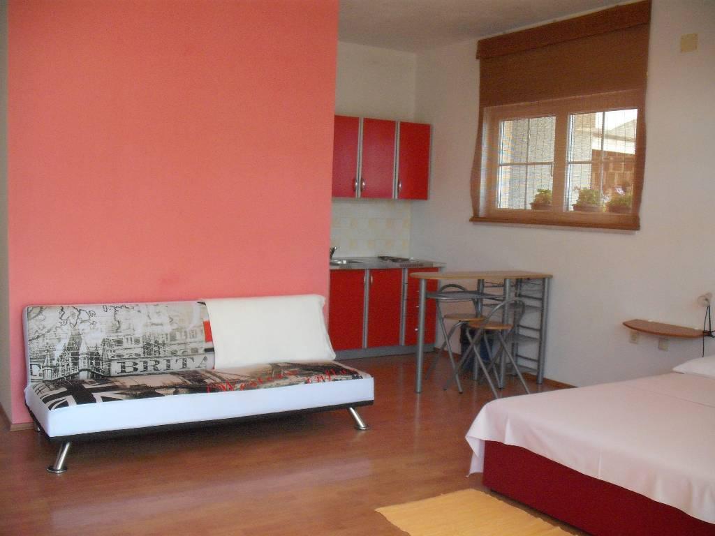 Appartement en location Das Apartment befindet sich im Erdgeschoss und hat eine grosse Terrasse mit Meerblick., Crikvenica, Crikvenica Kvarner Bucht Festland Kroatie