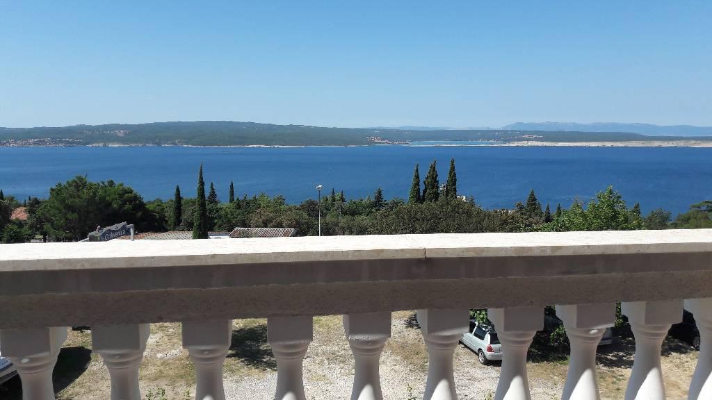 Appartement en location Das Apartment 3 hat einen schönen Ausblick auf die Kvarner Bucht., Crikvenica, Crikvenica Kvarner Bucht Festland Kroatie