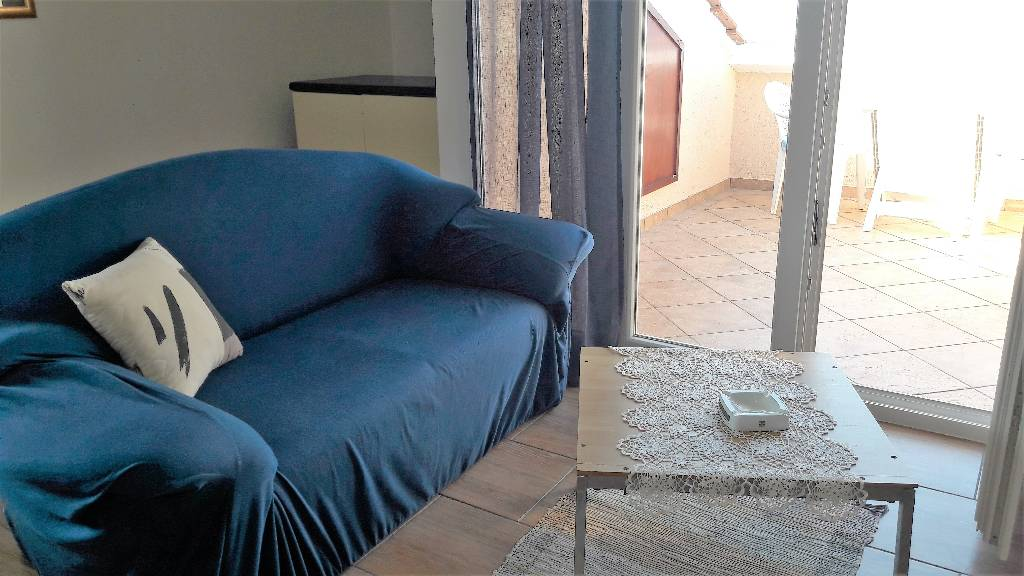 Appartement en location Das Apartment 5 hat eine grosse Terrasse mit Meerblick, Crikvenica, Crikvenica Kvarner Bucht Festland Kroatie
