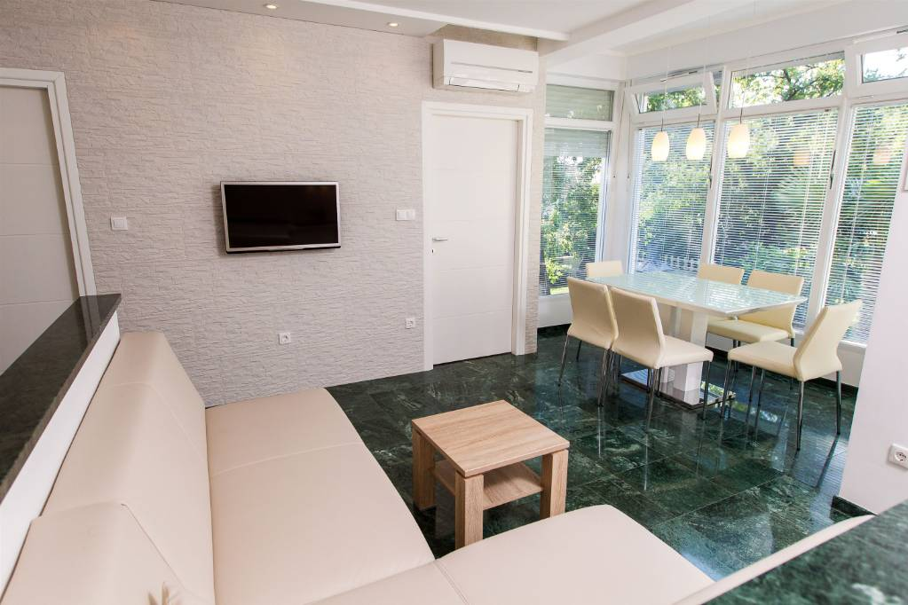 prázdninový  byt Neue Moderne Apartments**** - Palma2, Crikvenica, Crikvenica Kvarner Bucht Festland Chorvátsko