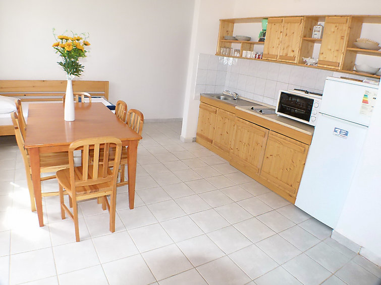 Appartement en location Apartman TYP B - 2+2+1, Ribarica, Karlobag Kvarner Bucht Festland Kroatie