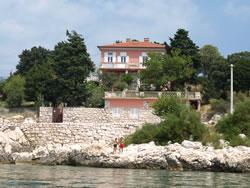 Appartement en location Villa Ferienwohnung mit BLICIK AUFS MEER, Novi Vinodolski, Novi Vinodolski Kvarner Bucht Festland Kroatie