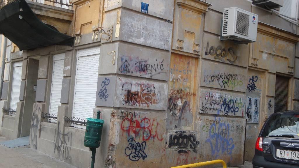Appartamento di vacanze Opatija Zentrum, Lokale Strasse, platz für Motorrad, ohne zahlen autopark 20 m, 2+2 Bett, Opatija, Opatija Kvarner Bucht Festland Croazia