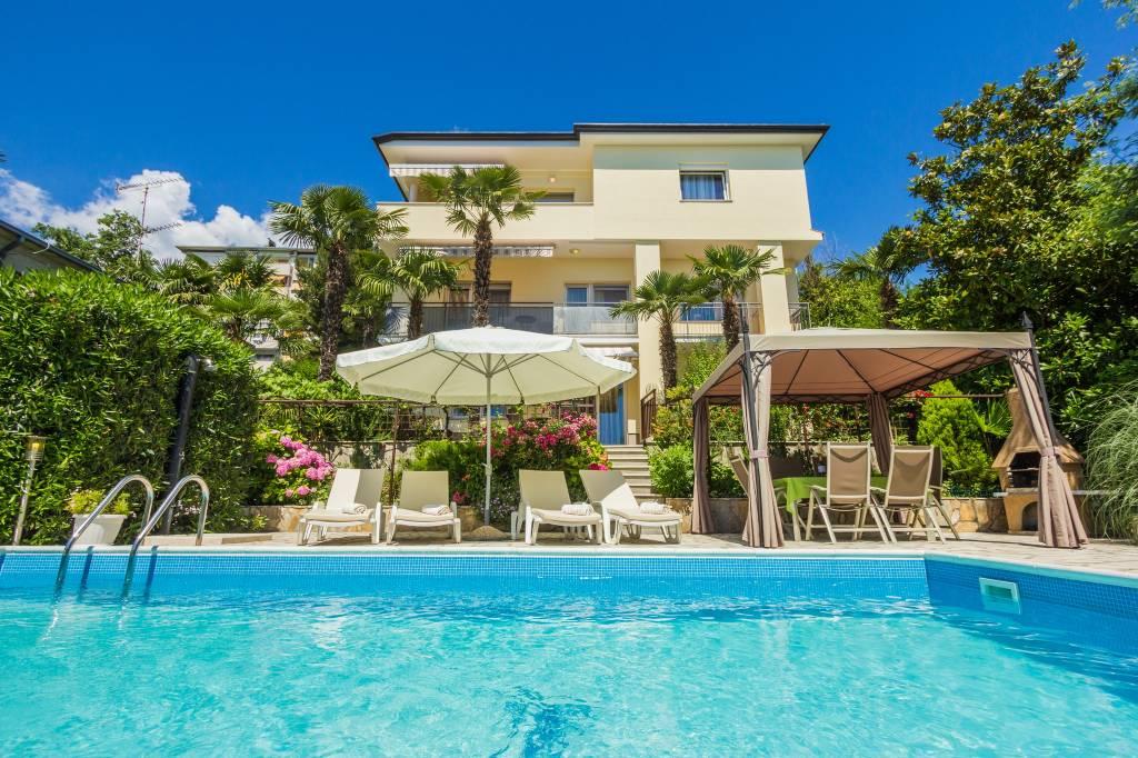 Appartement en location Apartments befinden sich in einem ruhigen Teil der Stadt, in einem Familienhaus., Opatija, Opatija Kvarner Bucht Festland Kroatie