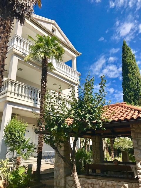 prázdninový  byt Luxus-Wohnung im ersten Stock einer Villa mit Blick auf das Meer, Ičići, Opatija Kvarner Bucht Festland Chorvátsko