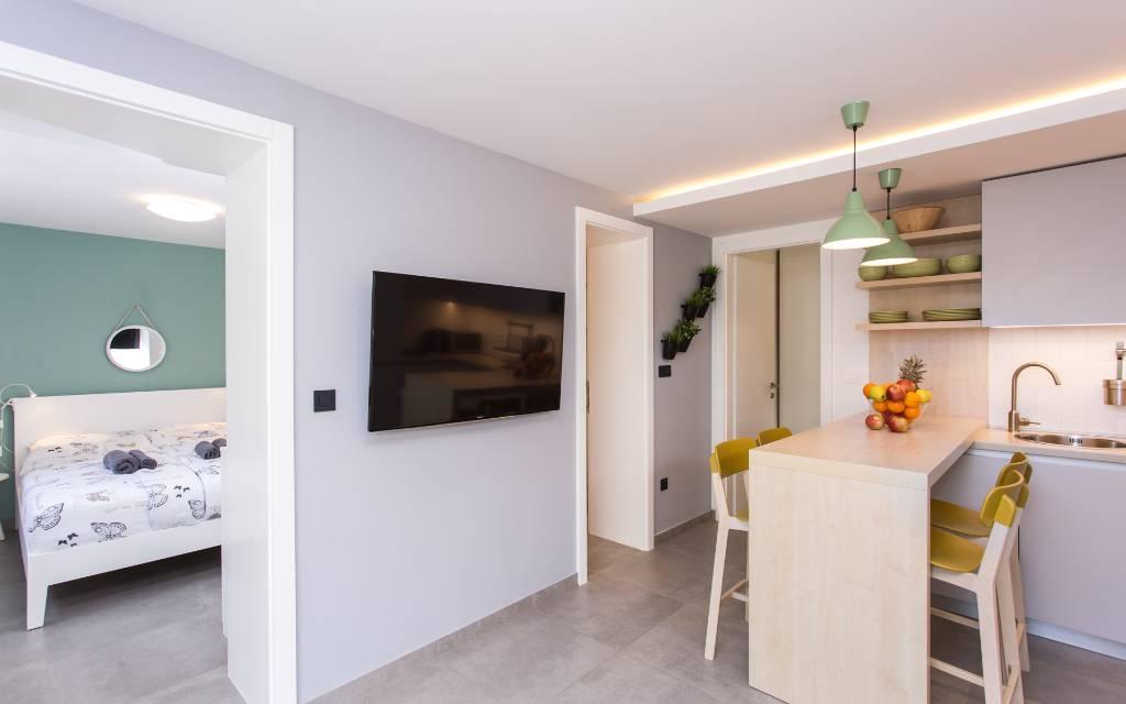 Appartement en location Karla, Baska, Insel Krk Kvarner Bucht Inseln Kroatie