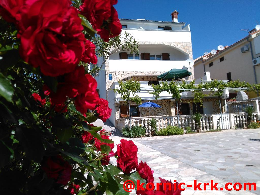 Appartement en location Apartment auf der Insel Krk mit Meerblick, Kornic, Insel Krk Kvarner Bucht Inseln Kroatie