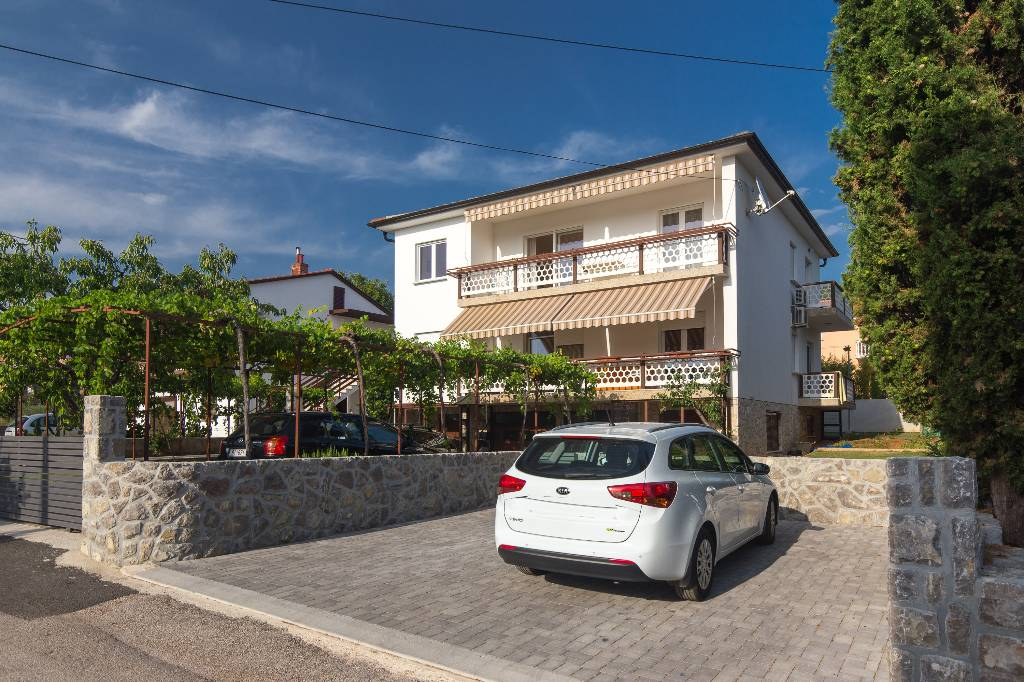 mieszkanie letniskowe One4all - Appartment mit 3 Zimmern, Punat, Insel Krk Kvarner Bucht Inseln Chorwacja