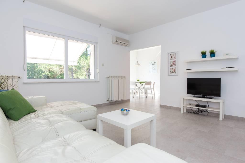 mieszkanie letniskowe Apartment One4All - Delux ist eine Wohnung mit drei Schlafzimmern und drei Bädern, Punat, Insel Krk Kvarner Bucht Inseln Chorwacja