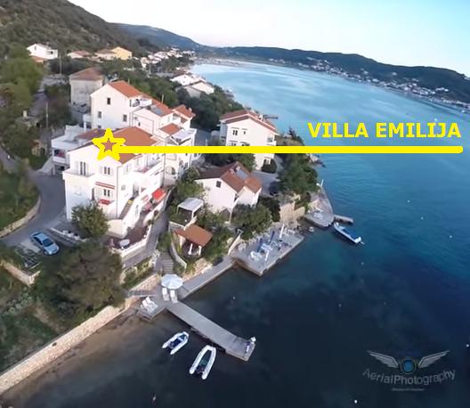 Atostogoms nuomojami butai VILLA EMILIJA, Supetarska Draga, Insel Rab Kvarner Bucht Inseln Kroatija
