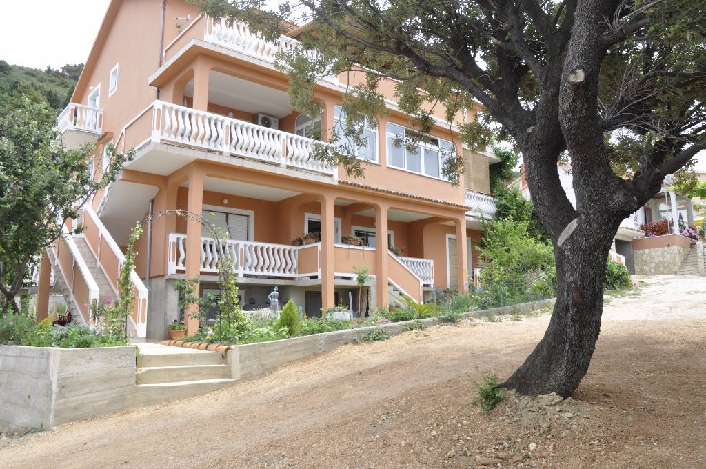 Ferienwohnung Holiday apartments with ocean view in Rab, Kvarner Bucht Inseln Insel Rab